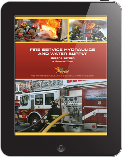 eBook Fire Service Hydraulics & Water Supply, 2nd Edition