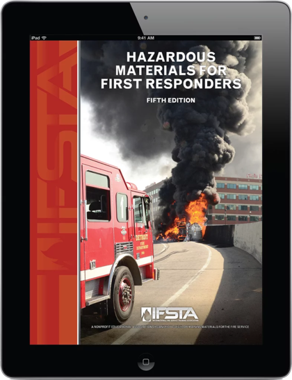 eBook Hazardous Materials for First Responders, 5th Edition