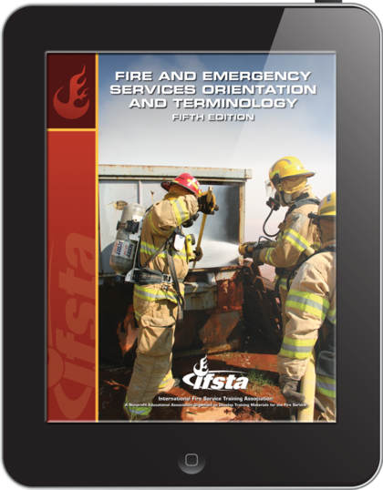 eBook Fire and Emergency Services Orientation and Terminology, 5th Edition