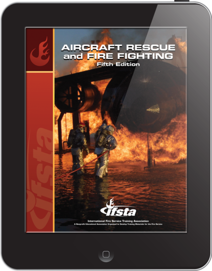eBook Aircraft Rescue and Fire Fighting, 5th Edition