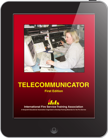 eBook Telecommunicator,1st Edition