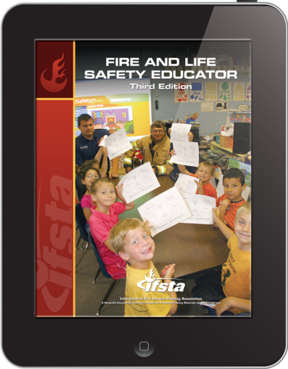 eBook Fire and Life Safety Educator, 3rd Edition