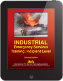 eBook Industrial Emergency Services Training: Incipient Level 2nd Edition