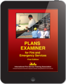 eBook Plans Examiner for Fire and Emergency Services, 1st Edition