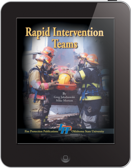 eBook Rapid Intervention Teams, 1st Edition