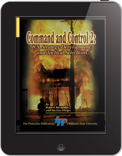 eBook Command and Control 2: ICS Strategy Development, and Tactical Selections, 1st Edition