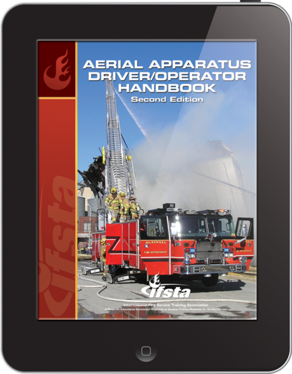 eBook Aerial Apparatus Driver/Operator Handbook 2nd