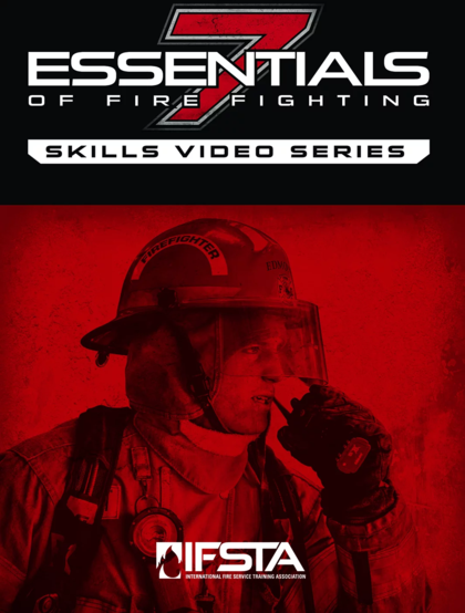 Essentials of Fire Fighting, 7th Skills Video Series DVD