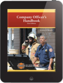 eBook Company Officer's Handbook, 1st Edition