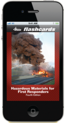 Hazardous Materials for First Responders, 4th Edition Flashcard App