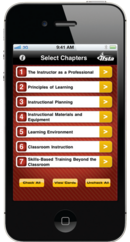 Fire and Emergency Services Instructor, 8th Edition Flashcard App