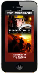 Essentials of Fire Fighting, 6th Edition Flashcard App