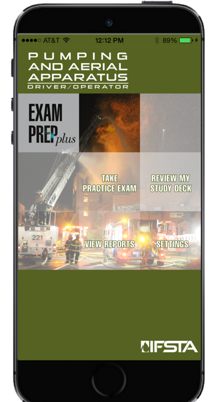 Pumping and Aerial Apparatus Driver Operator, 3rd Edition Exam Prep Plus App