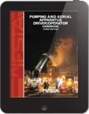 eBook Pumping and Aerial Apparatus Driver/ Operator Handbook, 3rd Edition