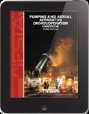 eBook Pumping and Aerial Apparatus Driver/ Operator Handbook, 3rd Edition