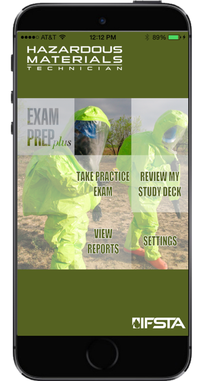 Hazardous Materials Technician, 1st Edition Exam Prep Plus App