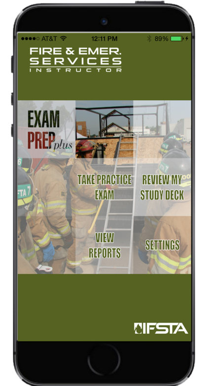 Fire and Emergency Services Instructor, 8th Edition Exam Prep Plus App