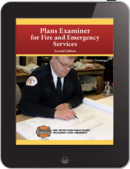 eBook Plans Examiner for Fire and Emergency Services, 2nd Edition
