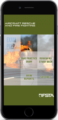 Aircraft Rescue and Fire Fighting, 6th Edition Exam Prep Plus App