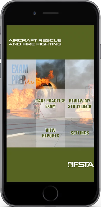 Ifsta apps ifsta aircraft rescue and fire fighting 6th edition exam prep plus app fandeluxe