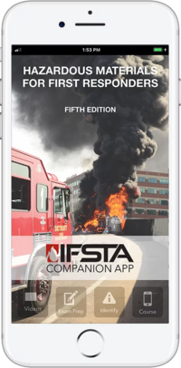 Hazardous Materials for First Responders, 5th Edition Companion App