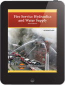 eBook Fire Service Hydraulics & Water Supply, 3rd Edition